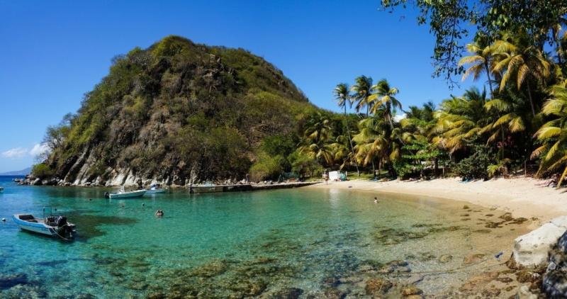 Martinique ou Guadeloupe