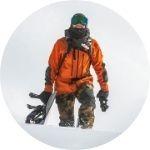 Victor De le Rue - Snowboard