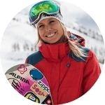 anne flore marxer snowboard