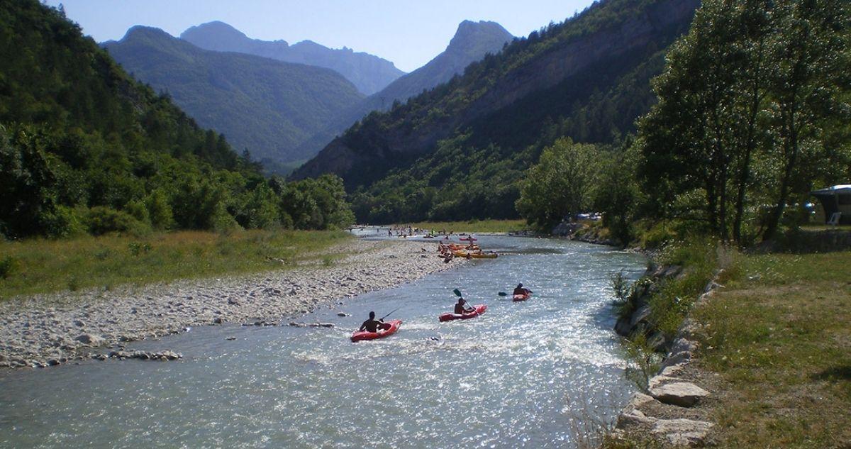 canoe vercheny