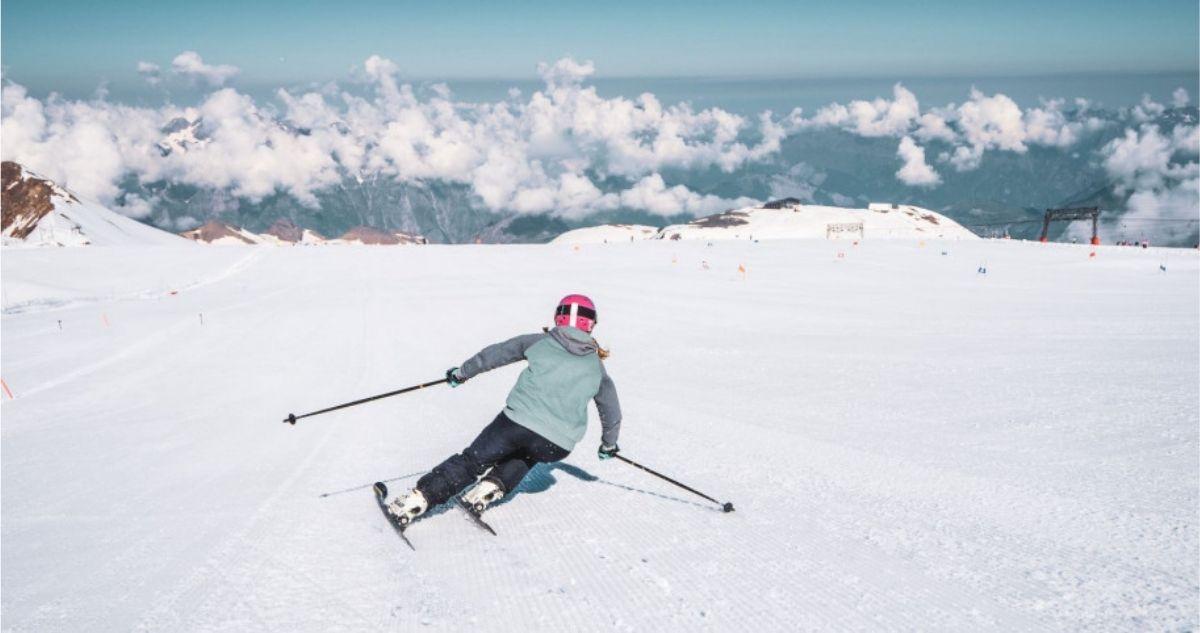 les 2 alpes ski d'été