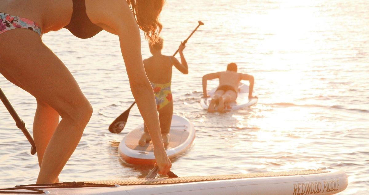 quel niveau pour faire du paddle ?