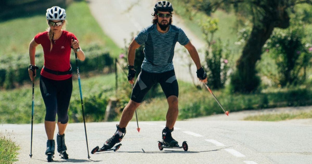 ski de route