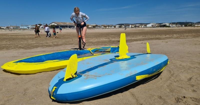 windsurf gonflable