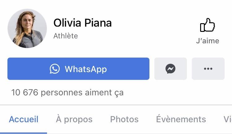 facebook Olivia piana