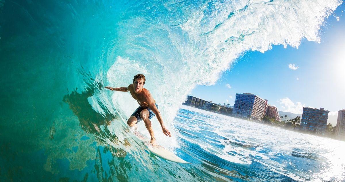 nouveau sport jo 2020 le surf