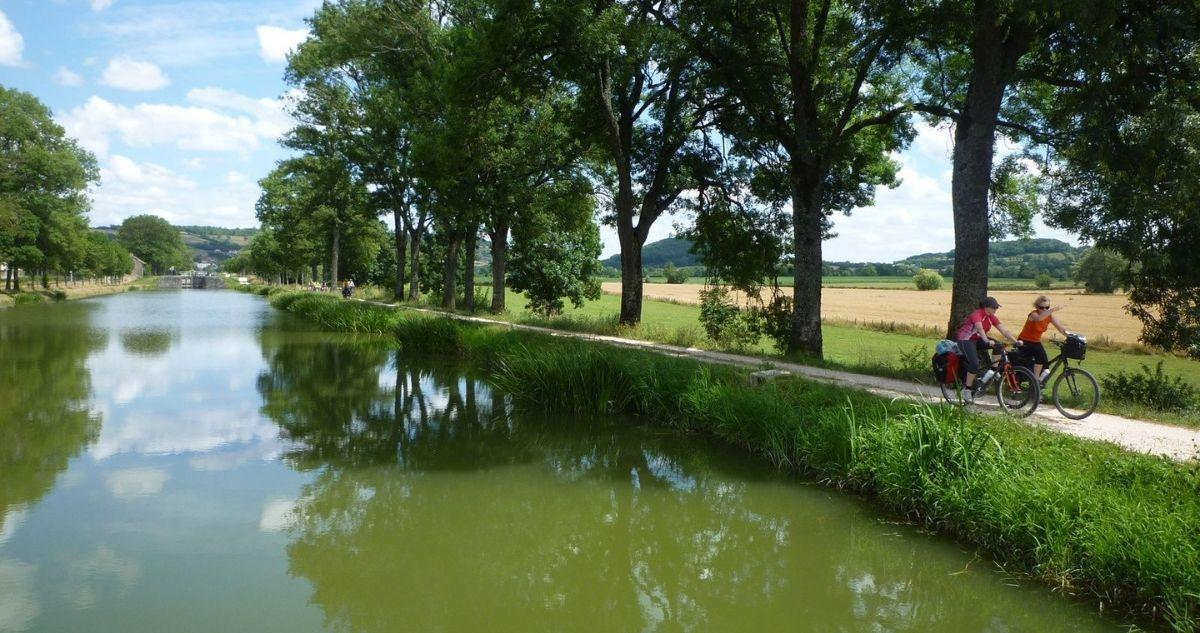 longueur du canal de bourgogne