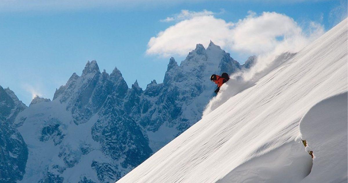 Mont Blanc Snowboard