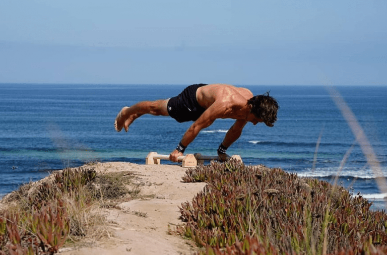 street workout full planche