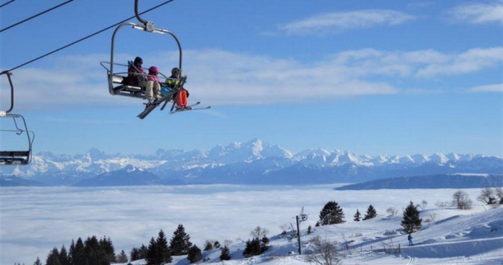 court sejour ski