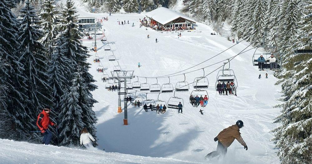 sejour de 3 jours au ski