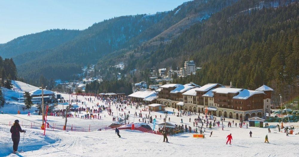 week end ski depuis paris la bresse