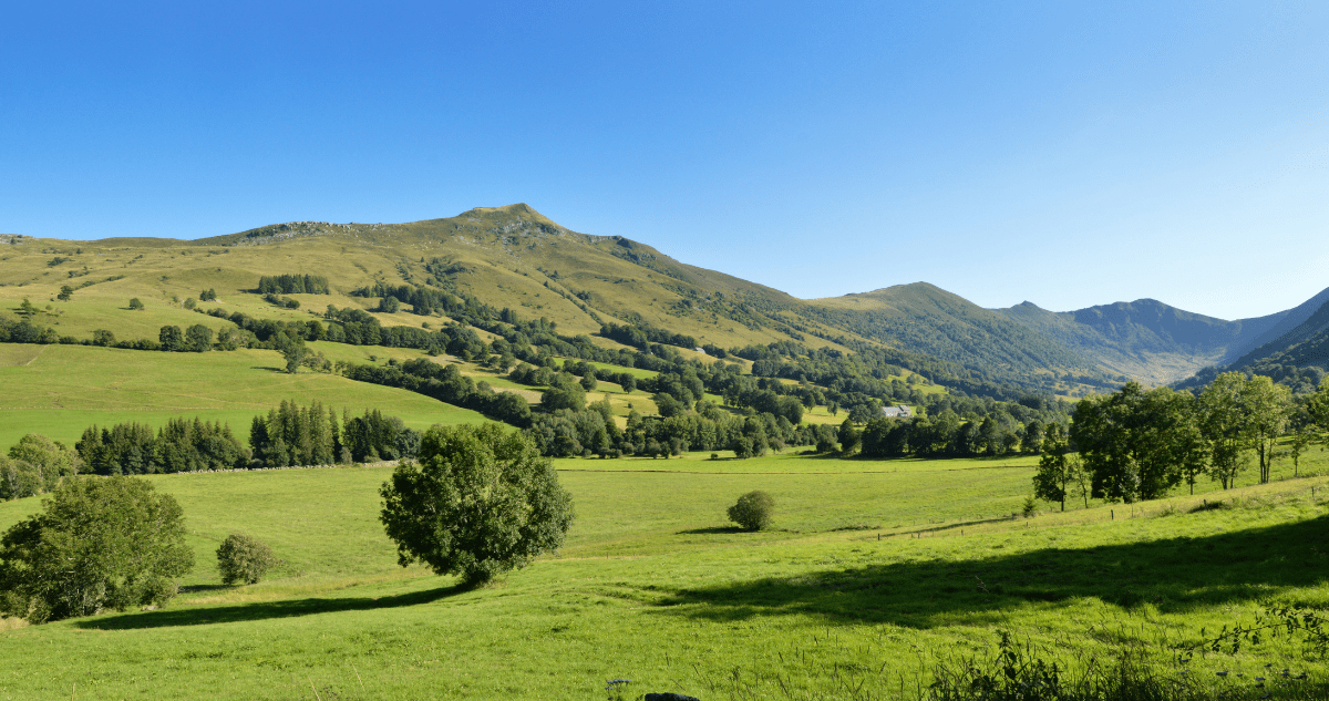 GR30 auvergne randonnée