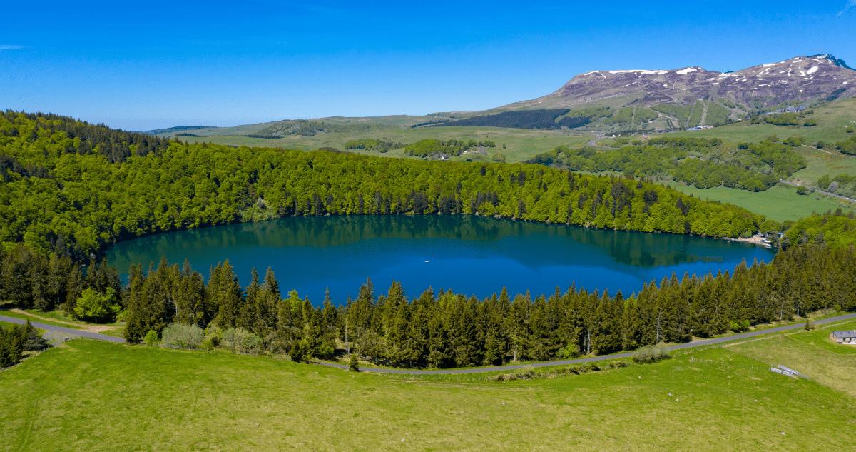 lac Pavin randonnée