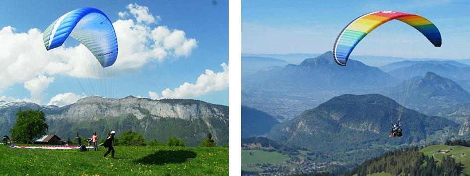Parapente France Alpes