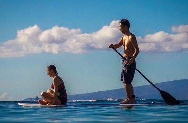 Vacances en Stand Up Paddle